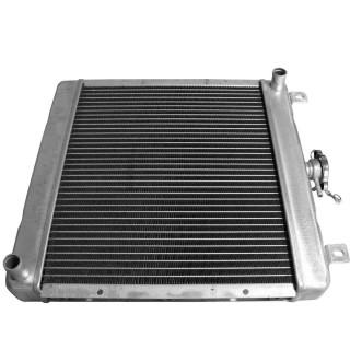Радиатор жидкостного охлаждения, в сборе, LU018140