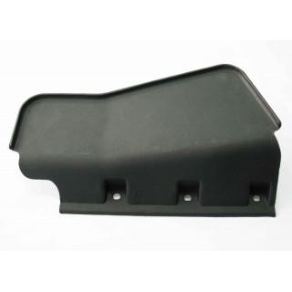 Щиток защитный рычага подвески левый передний, правый задний, LU018127
