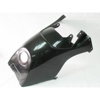 Щиток облицовочный бензобака (черный), LU027206