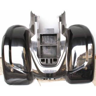 Щиток кузова облицовочный задний, верхний, LU018190