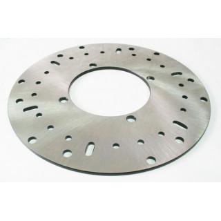 Диск тормозной переднего колеса, сталь, LU018431