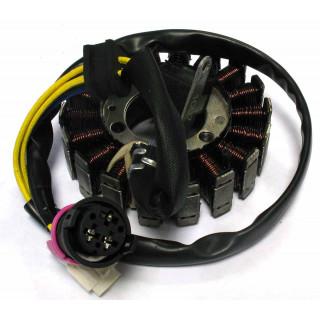 Катушка магнето в сборе (статор), LU037726