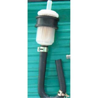 Фильтр топливный в сборе, LU029255