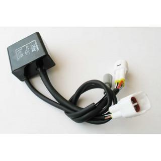Реле дополнительное, модуля управления дифференциалом, LN001608