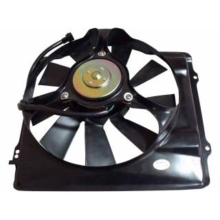 Электровентилятор радиатора, в сборе (есть аналог - LU018565), LU028705
