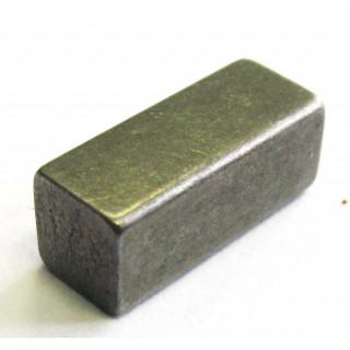 Шпонка балансирного вала 5x12.4мм, сталь, LU022894