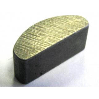 Шпонка коленвала 8х13мм, сталь, LU022893