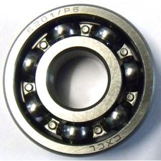 Подшипник шариковый радиальный 6201 Z 12х32х10мм, LU015768
