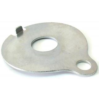 Пластина фиксирующая сальника вариатора, сталь, LU022912