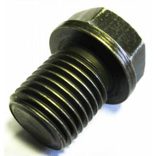 Болт-пробка для слива масла М14x1.5x16мм, сталь, LU022657