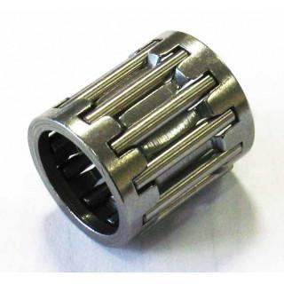 Подшипник роликовый игольчатый KBK121618 12x16x18мм, сталь, LU022601