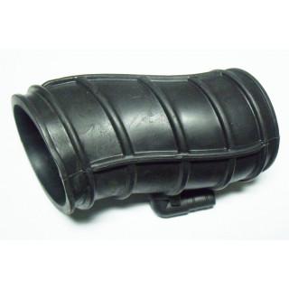 Патрубок впускной карбюратора, резина, LU048988