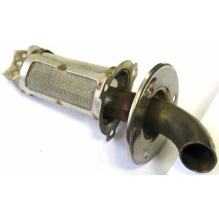 Пламегаситель глушителя в сборе, LU021953