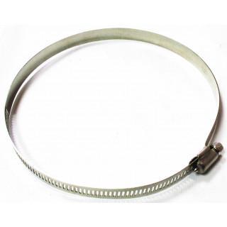 Хомут 130-152мм, сталь, LU021966
