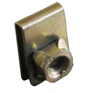 Клипса М6х1.0мм , сталь, LU013743