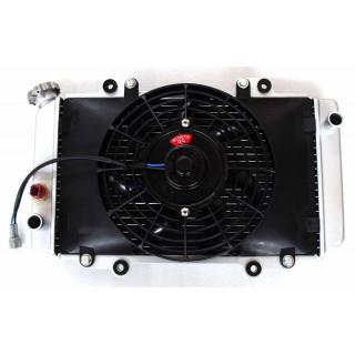 Радиатор жидкостного охлаждения, в сборе, LU021858
