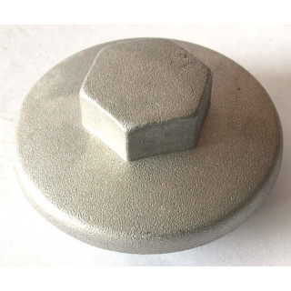 Крышка клапанного механизма (выпускн.клапана), алюмин.сплав, LU02584