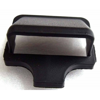 Заглушка декоративная узла крепления переднего багажника, LU022444