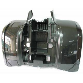 Щиток кузова облицовочный,задний, пластик, LU020346