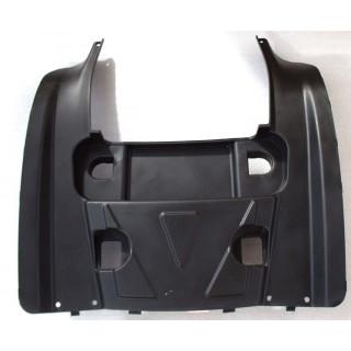 Щиток кузова облицовочный задний, верхний, LU022327