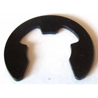 Кольцо стопорное 12мм, сталь, LU014572