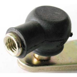 Чехол наконечника с шаровым пальцем, резина, LU022486