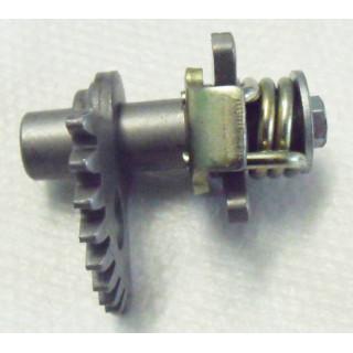 Привод механизма переключения передач, в сборе, LU022712