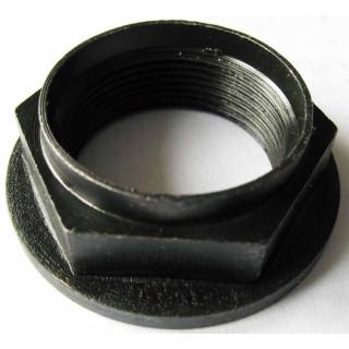 Гайка конической шестерни выходного вала M22х1.0мм, сталь, LU023019