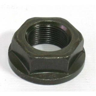 Гайка с фланцем M16х1.0мм, сталь, LU022750