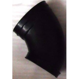 Патрубок переходной вентиляции вариатора, пластик, LU022181