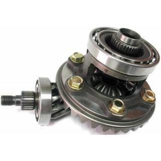 Шестерни конические передн.редуктора, ведущая и ведомая, комплект, LU022506