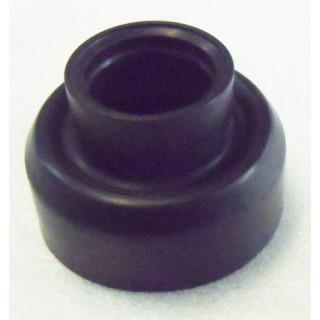 Пыльник передний вала привода заднего моста 46x23.5x35 мм, резина, LU022544