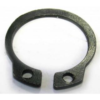 Кольцо стопорное 17.5x1мм, сталь, LU022550