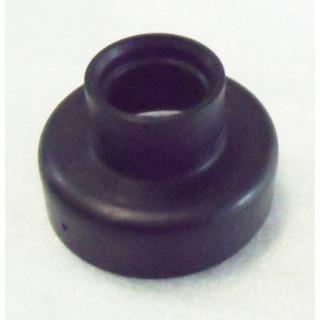 Пыльник задний вала привода заднего моста 40.7x19x30 мм, резина, LU022543