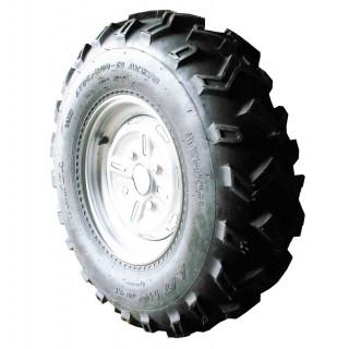 Колесо в сборе (шина AT25x8-12 (WANDA) + диск 12х6.0, сталь F107), LU032016