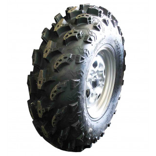 Колесо в сборе (шина AT26x9-12 (WANDA) + диск12х6,0 сталь F103), LN000458