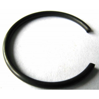 Кольцо стопорное, переднего правого ШРУСа, 22.5 мм, сталь, LU022146