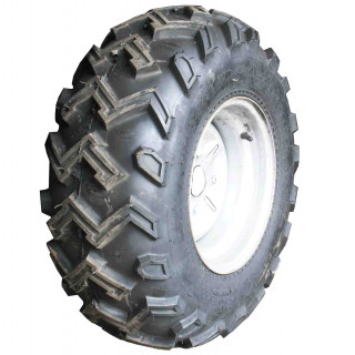 Колесо в сборе (шина AT25x10-12 (WANDA) + диск 12х8.0, сталь F107), LN001308