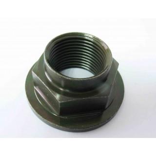 Гайка ступичная М20х1.5мм, сталь, LU022108