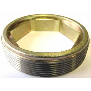 Гайка самоконтрящаяся подшипника рулевой колонки М42х1.0мм, сталь, LU021763