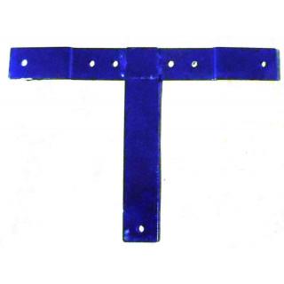 Кронштейн крепления заднего номерного знака, LU021778