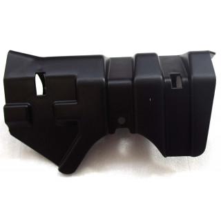 Щиток защитный переднего рычага подвески нижний, правый, LU021977