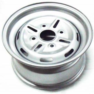 Диск колесный F107 I (12x6.0), передний, сталь, LU026505