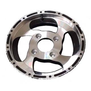 Диск колесный F105 II (12х6.0), передний, алюмин.сплав, LN001298