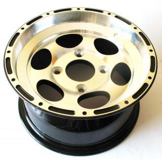 Диск колесный F109 III (12x6.0), передний, алюмин.сплав, LU022088