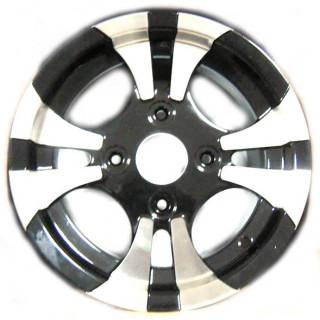 Диск колесный, задний 12х7.5, 413, аллюм.сплав, LU051676