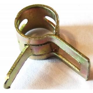 Хомут пружинный ленточный 8мм, сталь, LU021845