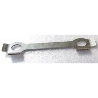 Пластина упорная кронштейна рулевой колонки, сталь, LU021928