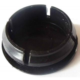 Заглушка переднего бампера, пластик, LU022311