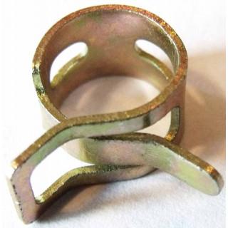 Хомут пружинный ленточный 9мм, сталь, LU022297